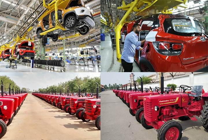 Capex allocation orSUVs and tractors together is Rs 9,000 crore for the next three years, with an additional Rs 3,000 crore investment for EVs.