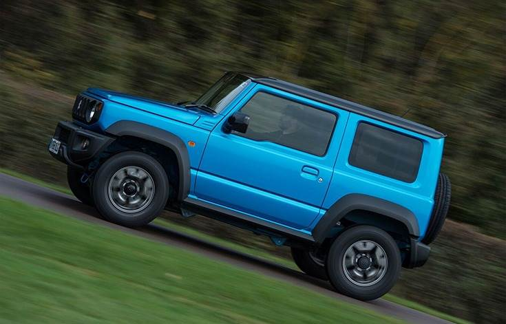 Large export volumes are what will give Maruti Suzuki the economies of scale needed to make the Jimny viable for production in India.
