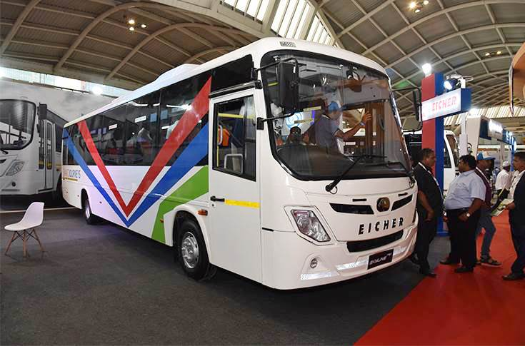 In July 2019, Eicher unveiled a new 20.15 R 12m bus chassis tailor-made for intercity applications.