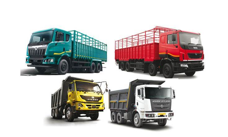 Four leading CV makers  (Tata Motors, Ashok Leyland, M&M & VECV) have reported total sales of 57,942 units in September, down 41%. But the 21% growth over August 2019 looks heartening.