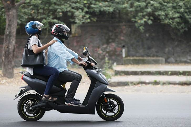 Ather has now commenced test-rides of the 450X in association with Akhand Distributors, Jaipur's leading retailer.