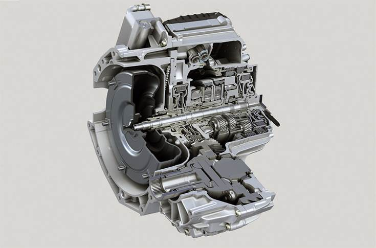 Automatic gearboxes like the ZF 9HP have evolved far beyond a box for swapping cogs. They now form part of a super-efficient integrated powertrain