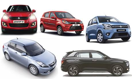 Top 10 Passenger Vehicles in August 2020 | Maruti Swift pips Alto to top spot by 472 units, Hyundai Creta and Kia Seltos rev up PV numbers, demand for CNG cars grows