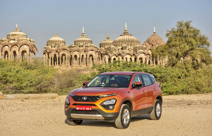 The Tata Harrier constitutes Visteon's third SmartCore program launch with global automakers, the first of which was Mercedes-Benz in March 2018.