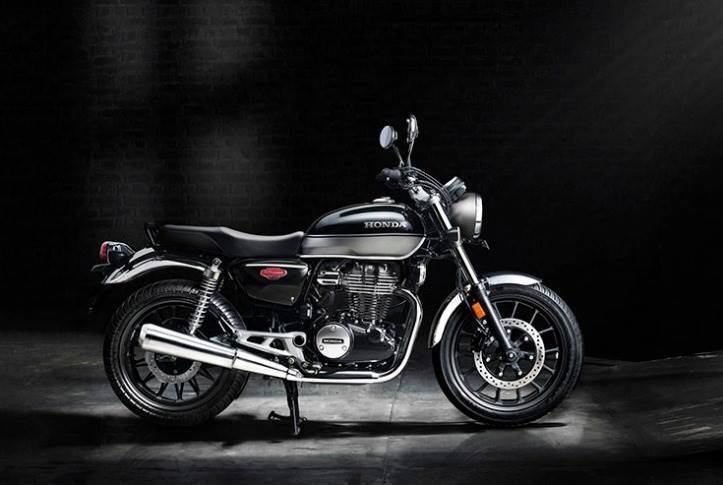 New Honda Hness CB 350 cruiser motorcycle, part of Honda's lifestyle range of premium motorcycles such as the CB 1000 and GoldWing,is retailed from the Honda Big Wing flagship showrooms.