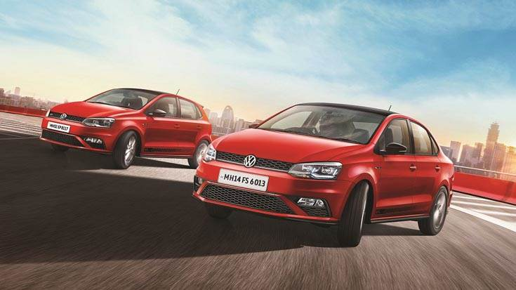 While the Volkswagen Polo facelift is priced from Rs 582,000 to 988,000, the Volkswagen Vento facelift is priced from Rs 876,000.