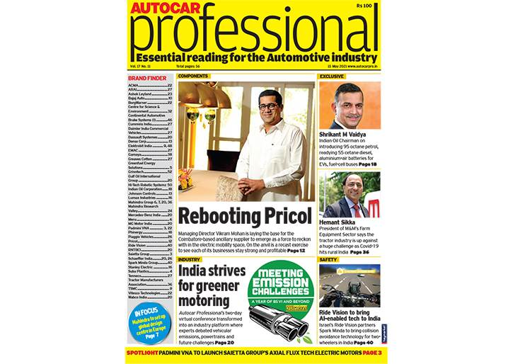Autocar Pro's May 15 edition is about ensuring business continuity, packs a Safety Special too