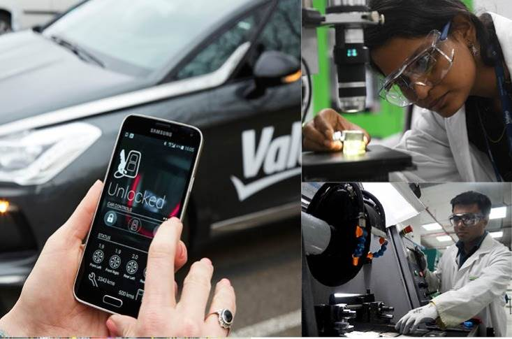 Valeo files 1,304 patents in 2019, ranked France's second biggest; last year, its R&D expenditure was over 2 billion euros (Rs 16,534 crore), or almost 13% of the Group's OE sales.
