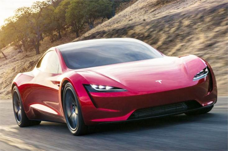 Tesla Roadster prices are expected to start from $250,000 (about Rs 1.85 crore) for the first 1,000 models. Subsequent units will be priced from $200,000 (Rs 1.48 crore), with reservations available for £38,000 (Rs 34 lakh).