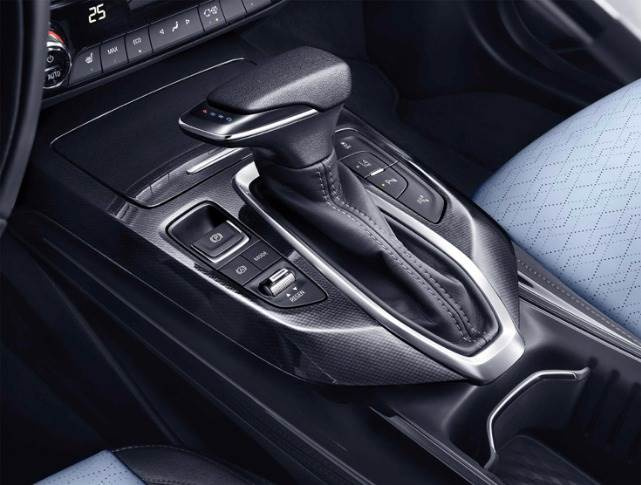 Chevrolet Menlo has three driving modes and three energy recovery modes.