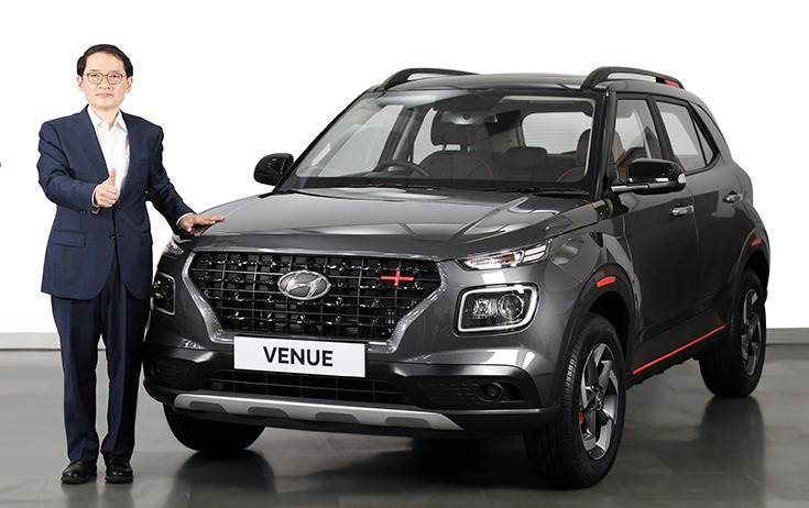 """SS Kim, MD & CEO, Hyundai Motor India: """"With iMT, we are once again setting new standards for the industry that will enhance customer delight and revolutioniae the way India drives."""""""