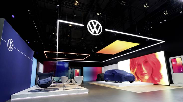 The new visual language of the brand will be very different from that presented by Volkswagen to date – it will be bolder and more colorful.