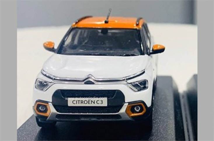 Series production of the New Citroen C3 is slated to begin both in India and South America by end-December 2021.