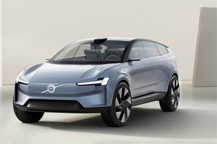 The Concept Recharge displays new and modern proportions that go hand-in-hand with increased versatility.