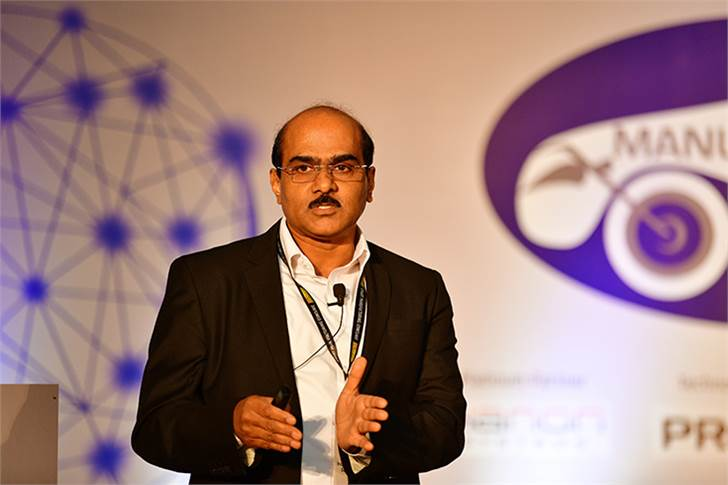 """Harsha Kadam, President, Industrial Business, Schaeffler India: """"Challenges include acquiring knowledge and capabilities, deploying digital tech, rejigging supply chain, reskilling and RoI."""""""