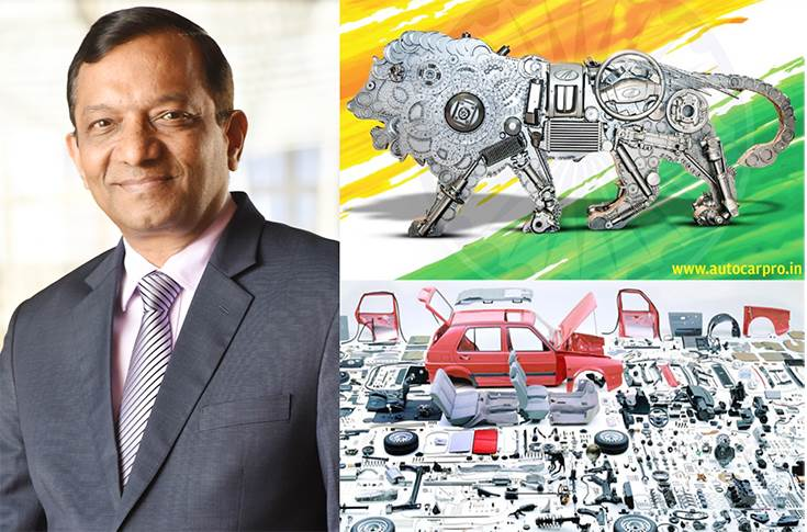 """Dr Pawan Goenka: The government is looking to """"make our manufacturing industriesstronger."""""""