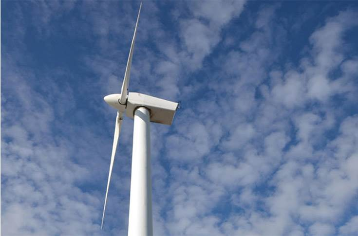 The potential of wind power that is going waste today is huge.