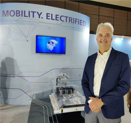 "Martin Murray: ""We are going to make solutions for e-mobility in India for the world. It"