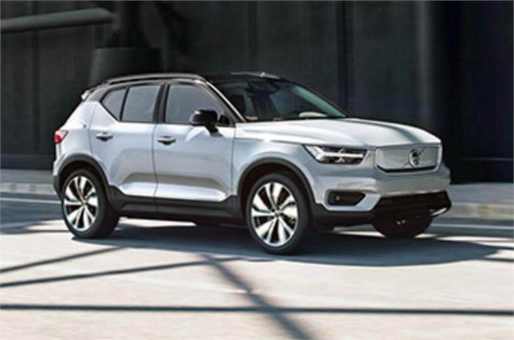 Volvo's first EV, the XC40 Recharge, will arrive in 2020