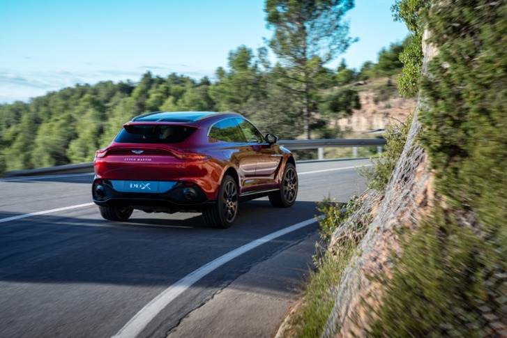 Aston Martin aims to sell more than 4,000 units a year, initially boosting total Aston volume by two-thirds to more than 10,000, by far the greatest output in its 106-year history.