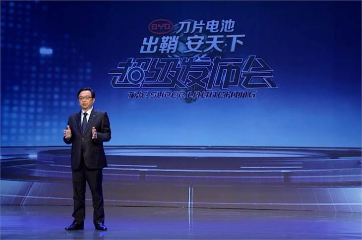 At an online launch event themed 'The Blade Battery – Unsheathed to Safeguard the World', Wang Chuanfu, chairman and president, BYD said that the Blade battery reflects the OEM's determination to resolve issues in battery safety while also redefining safety standards for the entire industry.