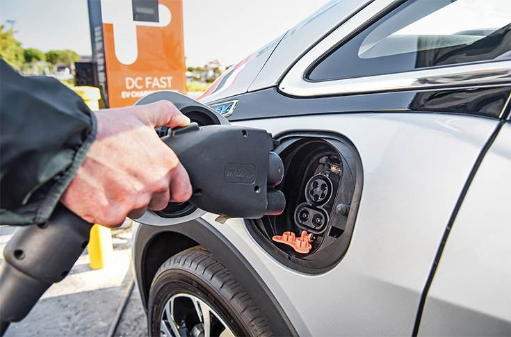 General Motors to collaborate with EVgo, ChargePoint and Greenlots to enhance the charging experience for customers