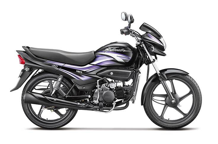 With sales of 264,137 units in October, the Hero Splendor family of commuter motorcycles has clocked its best performance in five months.