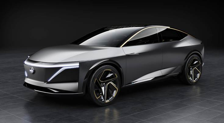First unveiled in January at the 2019 North American International Auto Show, the IMs defines a new vehicle segment – the elevated sports sedan.