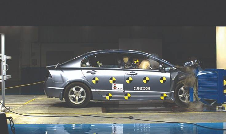 Manesar-based ICAT now has capabilities for crash testing, EMC, NVH and tyre tests. Complements other test agencies under NATRiP program, enabling OEMs and suppliers to conduct a battery of tests.