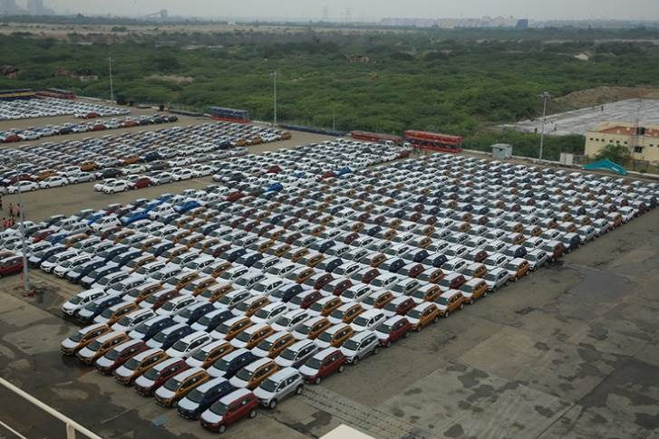 Renault Tribers lined up for exports
