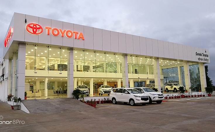 Toyota Kirloskar Motor, which sold 12,373 units in October which is 4.27% year-on-year growth and its best results in recent months, has reported a 12% YoY increase in sales on Dhanteras.