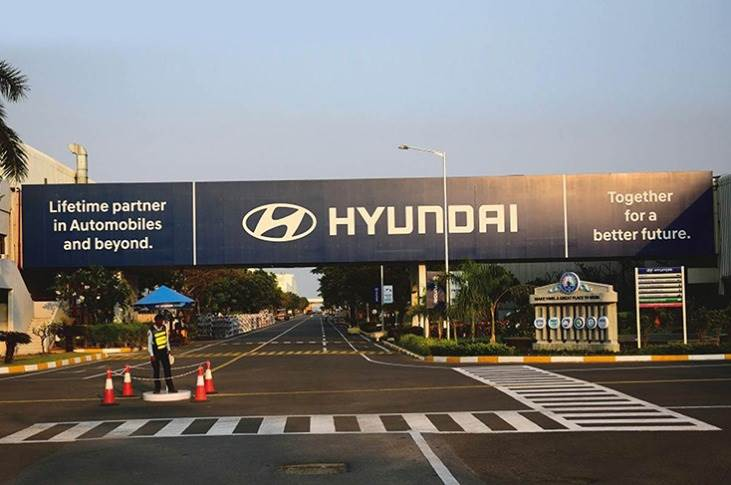 Hyundai Motor India is temporarily suspending plant operations for a 5-day period, starting May 25 through to May 29.