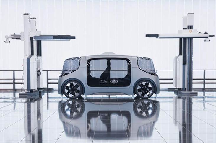 Project Vector 'autonomy-ready' platform offers solution to today's urban mobility challenges with unparalleled interior space and flexibility in vehicle configuration.