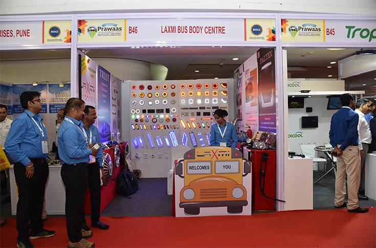 Laxmi bus body