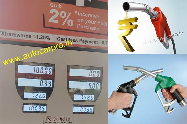 Premium fuels contain additives claimed to increase performance and keep the engine running better. Now premium petrol costs Rs 100 a litre in Mumbai.