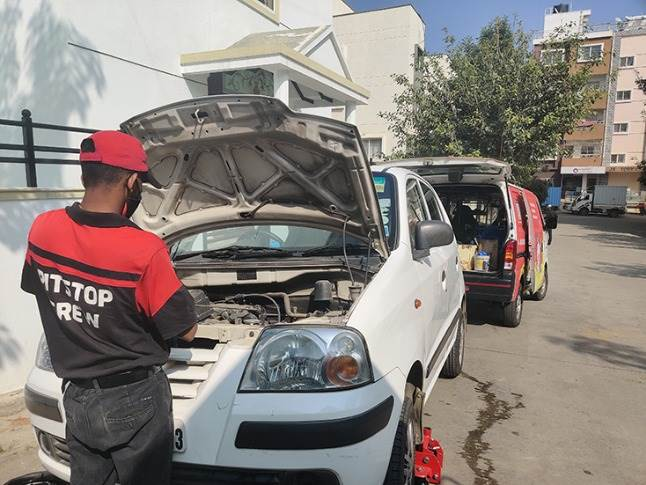 Comprehensive training to its mechanic partners is on the cards for Pitstop.
