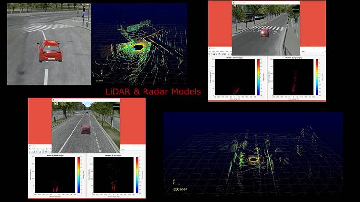 A breakthrough in simulating the perception of vehicle sensors could provide the missing link in end-to-end virtual validation.