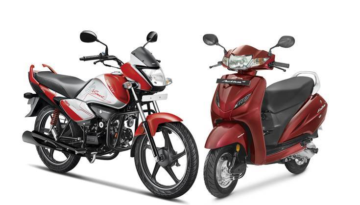Both Hero and Honda have shown month-on-month improvement as have other leading motorcycle and scooter manufacturers. Festive October should rev up demand further.
