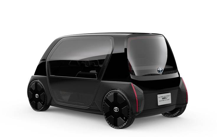 The two-seater BEV is designed to meet the daily mobility needs of customers who make regular, short-distance trips such as the elderly, newly licensed drivers, or business-people visiting local customers.