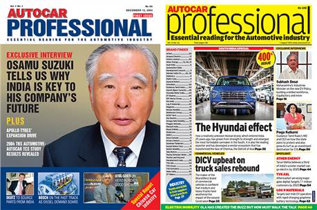 Autocar Professional's August 1 – and 400th – edition is a must-read