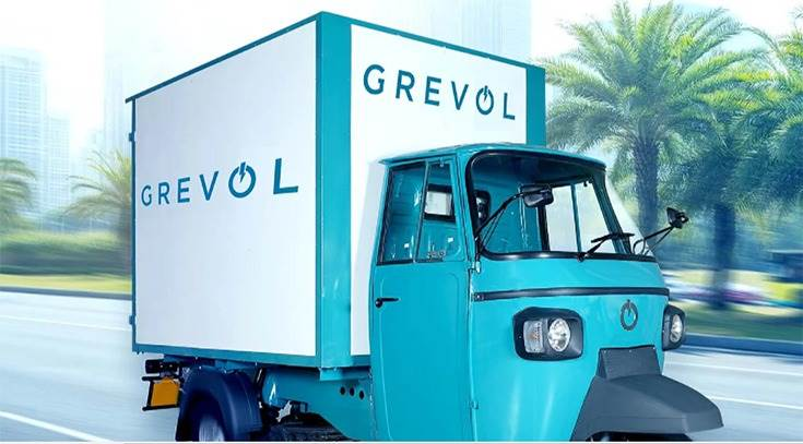 Grevol claims its soon-to-be-launched electric cargo three-wheeler will have the highest-in-class payload capacity – 750kg – and a travel range of 125km.