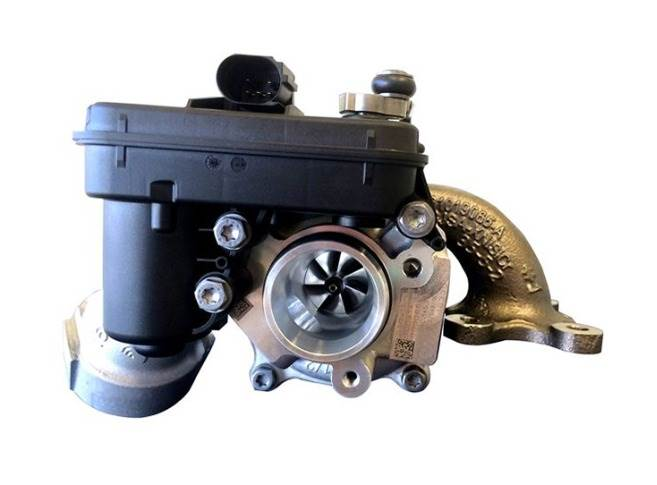 BorgWarner compact B01 turbocharger, offering better performance, improved energy efficiency and reduced fuel consumption, has gone on the Volkswagen Nivus crossover in the South American market.