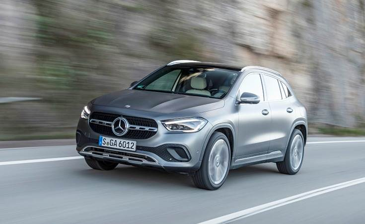 Pricing for the 2021 Mercedes-Benz GLA starts from Rs 42.10 lakh, ex-showroom.