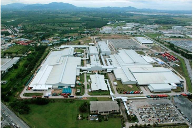 The Rayong site has produced nearly 1.4 million trucks and large SUVs for domestic and export markets since it commenced manufacturing in 2000 as a regional manufacturing hub for mid-size trucks, SUVs and diesel engines.