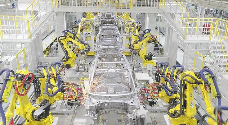 In the April 2019-February 2020 period, Kia produced 88,671 units comprising 85,979 Seltos SUVs and 2,692 Carnival MPVs. The plant is equipped with over 450 robots that help automate the press, body and paint shops, as well as the assembly line.