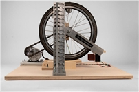 Device reducing tyre emissions bags the James Dyson award