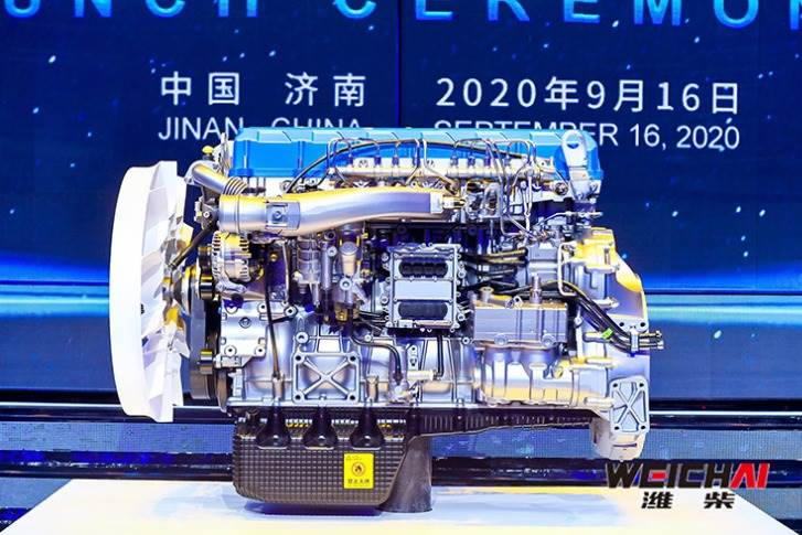 Bosch and Weichai Power are increasing the efficiency of diesel engines for commercial vehicles from currently around 46 percent to 50 percent.