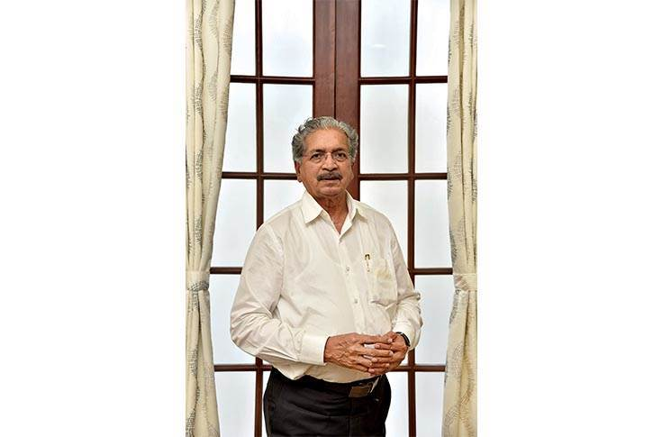 """Maharashtra Industries Minister Subhash Desai: """"We are very keen to set up an EV manufacturing hub. We are negotiating with many investors and companies."""""""