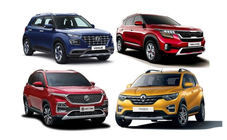 The Hyundai Venue, Kia Seltos, MG Hector and Renault Triber are giving a new charge to overall UV industry sales and also expanding their company