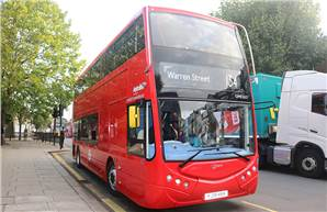 Optare has won an order from London bus operator, Tower Transit, for 37 of its Metrodecker electric double-decker buses,  propelled by the proven ZF electric portal axle, AxTrax AVE.